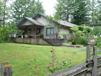 Private! 3 Bedroom 2 bath on almost 8 acres